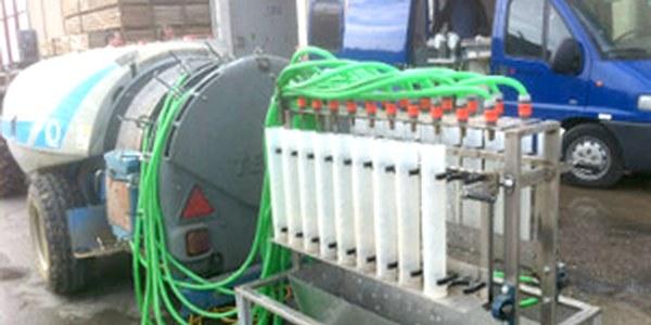 IEAF Inspecció d'equips aplicadors de fitosanitaris